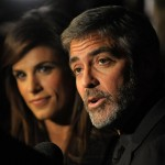 George Clooney at the New York Film Critics Circle Award
