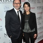 Berenice Bejo and Michael Hazanavicius