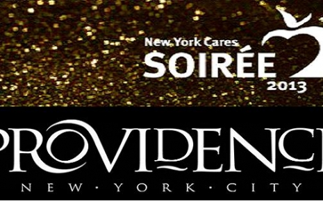 New York Cares Soiree at Providence NYC, March 14th