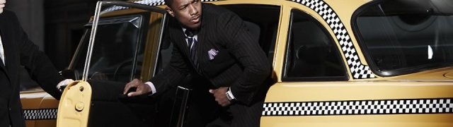 Nick Cannon Photo Shoot at Crimson